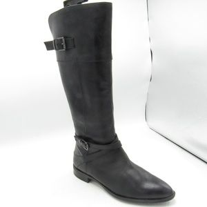 Saks Fifth Avenue Noah Size 8.5 Black Boots B1C2
